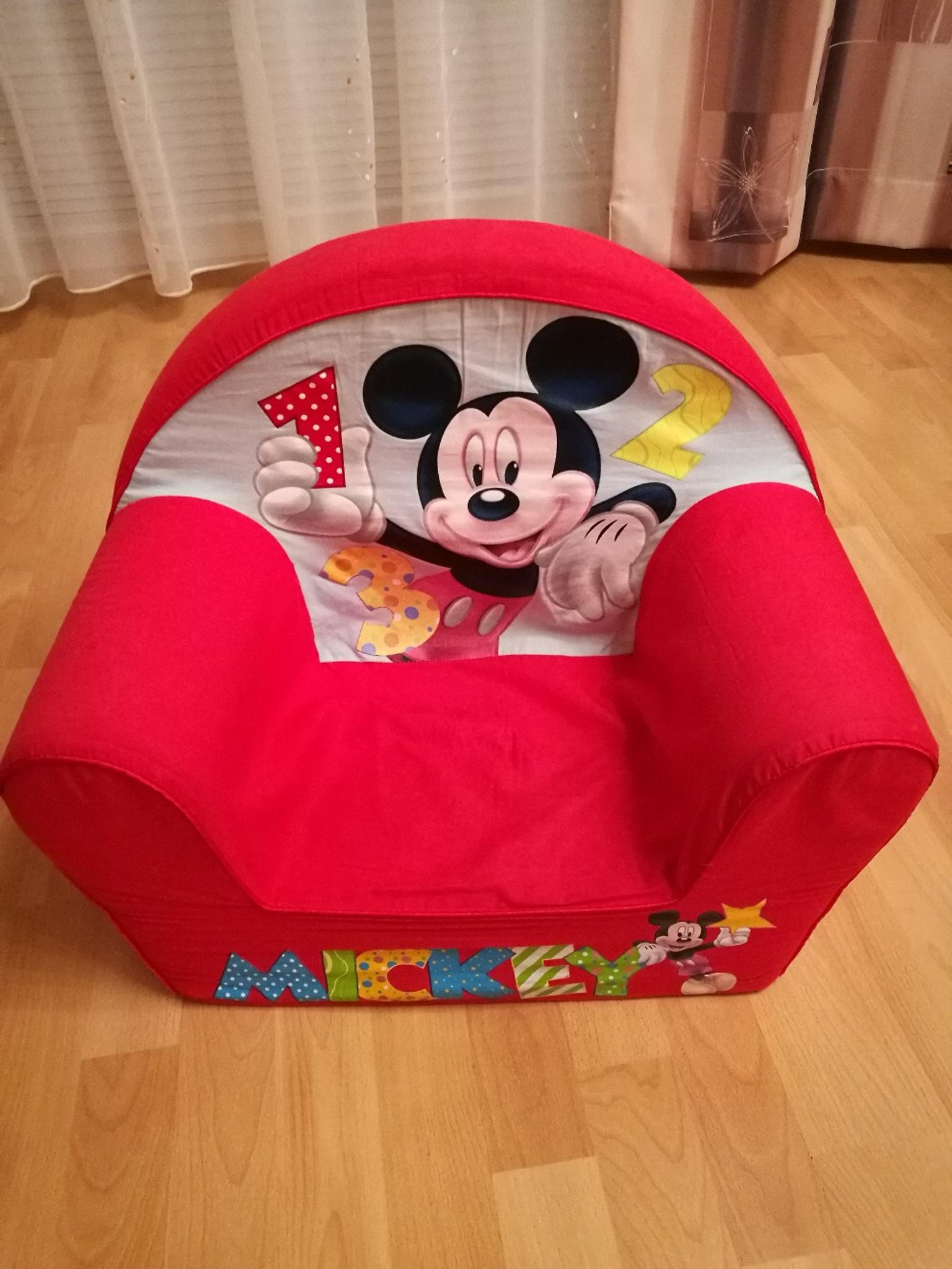 Sessel Mickey Mouse Mickey Mouse Sessel