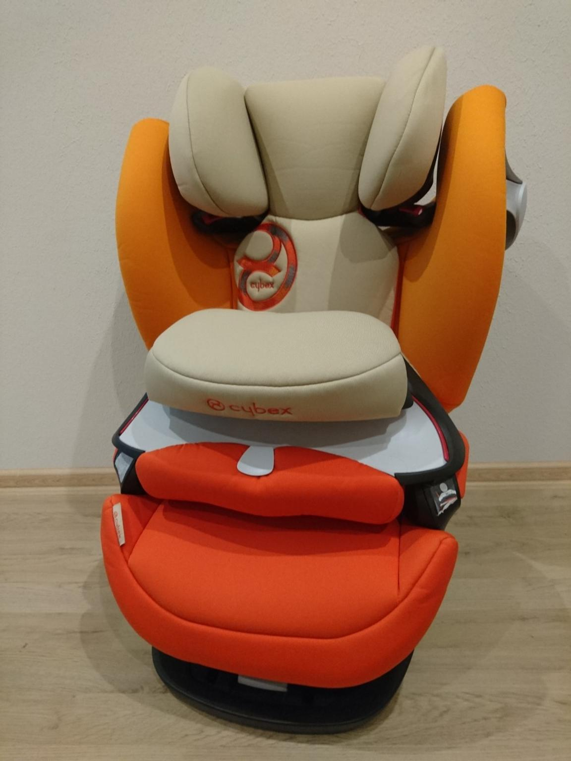 Autositz Für Kinder Ab 3 Cybex Pallas M Fix Gold In 67550 Rheindürkheim For €190 00