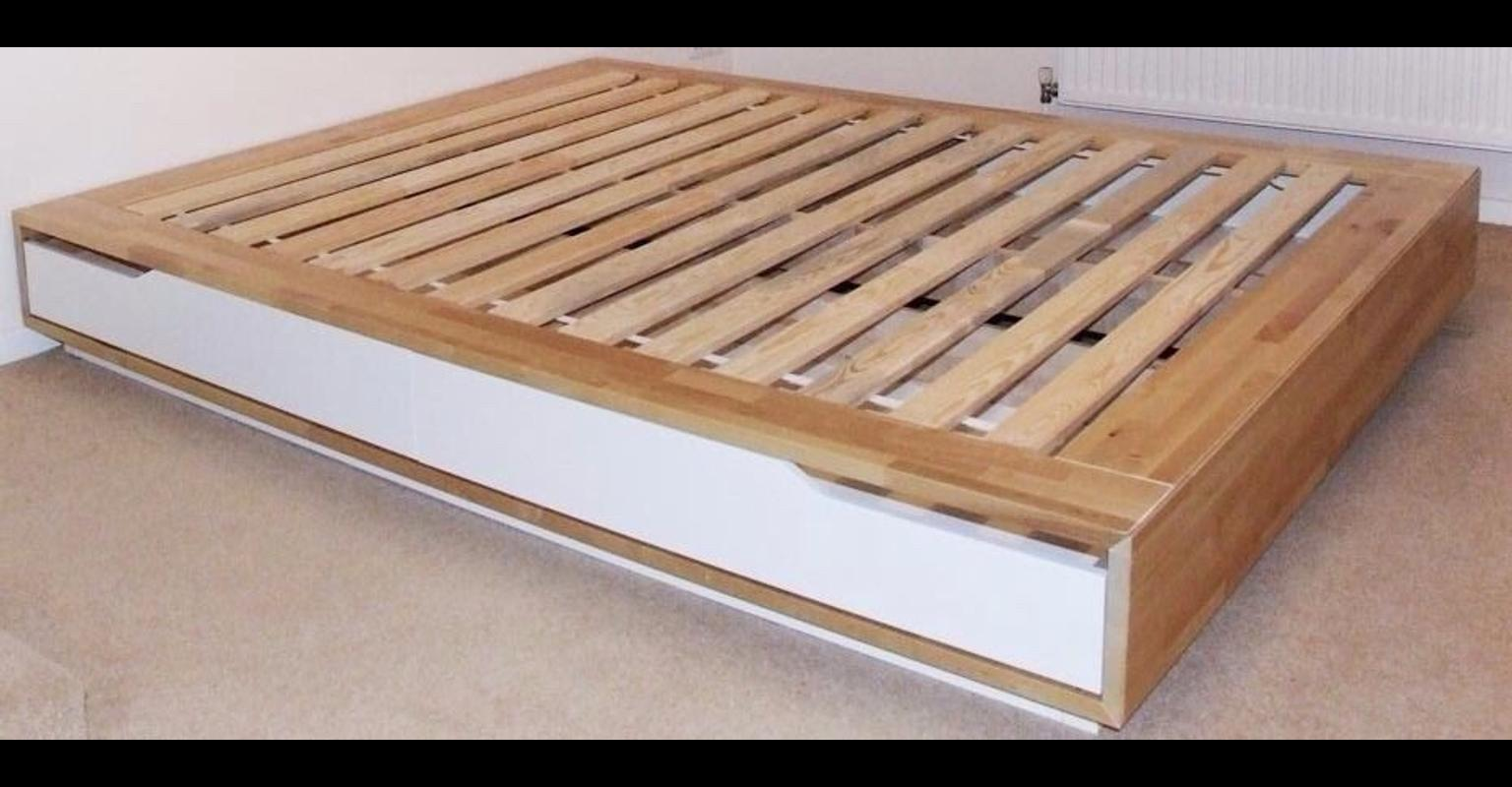 Ikea Mandal Frame Ikea King Size Mandal Bed Frame With Storage
