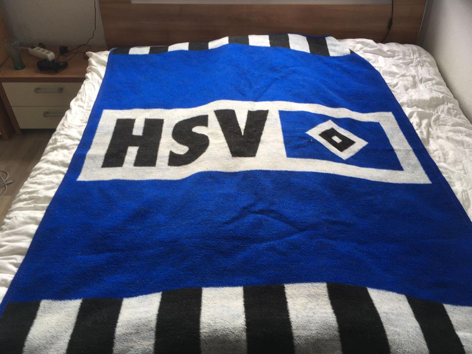 Hsv Tagesdecke In 20537 Hamm For 25 00 For Sale Shpock