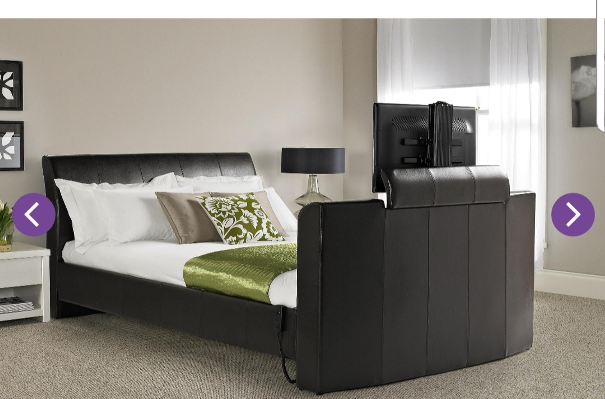 King Size Tv Bed King Size Tv Bed