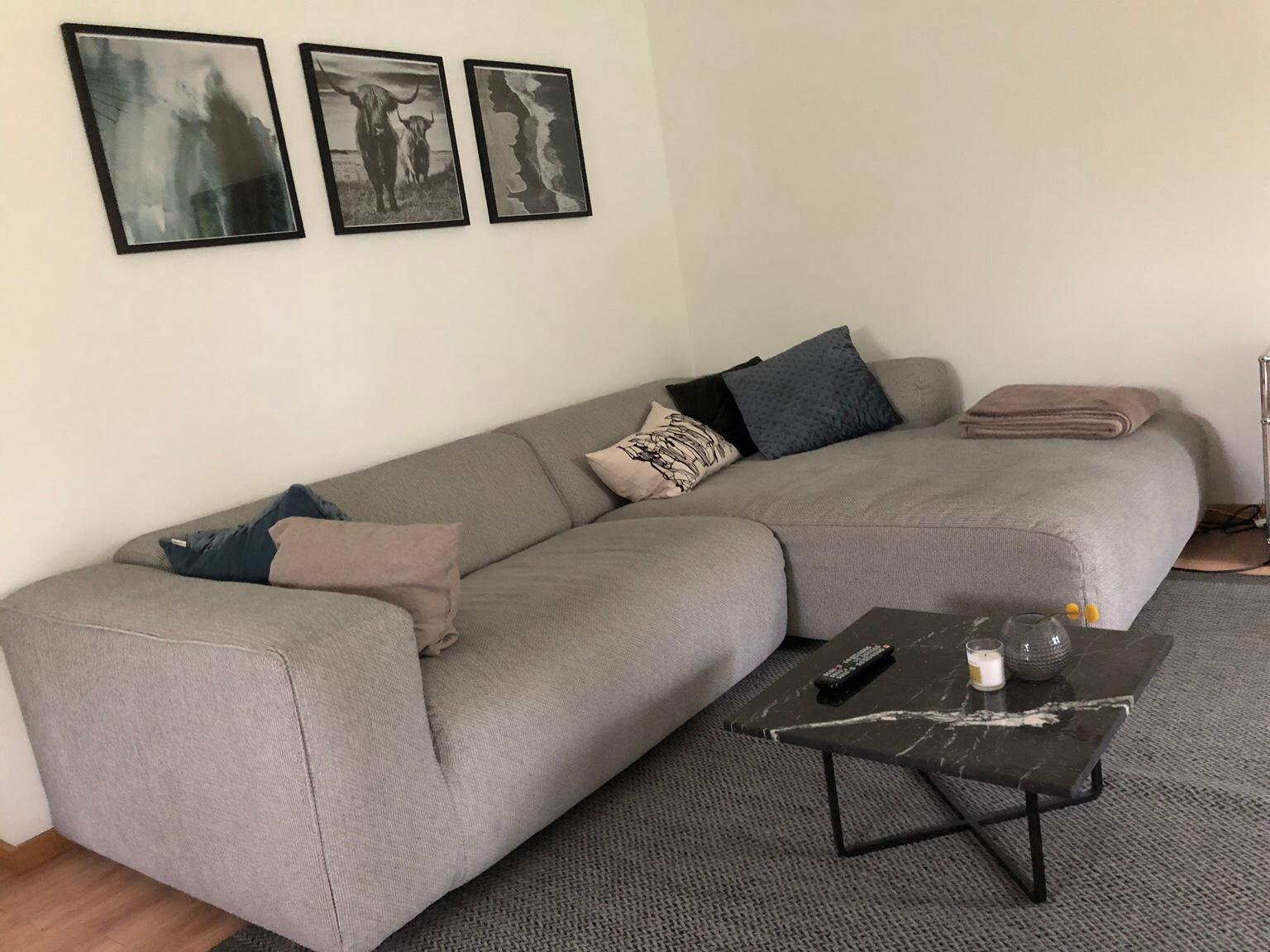 Rolf Benz Freistil Lounge Sofa Ecksofa Grau In 80801 Munich For 1 850 00 For Sale Shpock