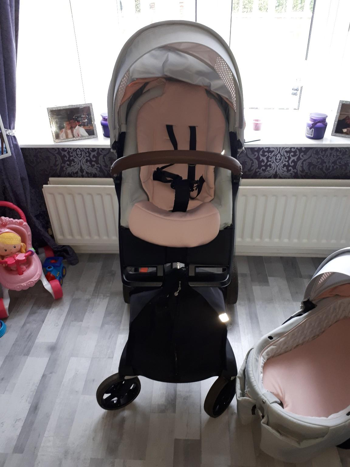 Baby Cots X2 Stokke V6 With Carry Cot In Wn8 Lancashire For £300 00 For