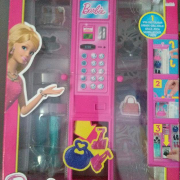 Barbie Schrank Automat Neu In 4030 Linz For 15 00 For - Barbie Schrank
