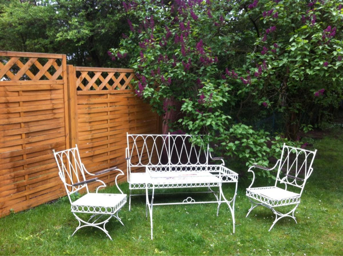 Retro Gartenmöbel Shabby Chic In 85604 Zorneding For 250 00 For Sale Shpock