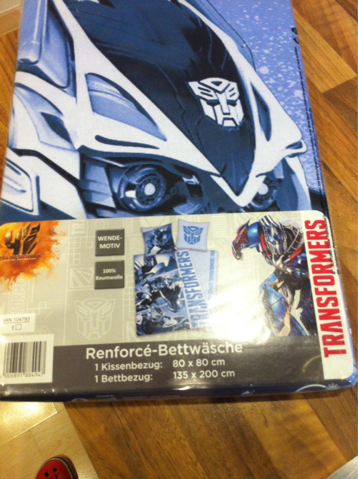 Bettwäsche Transformers Transformers Bettwäsche 135x200 Neu In 33104 Paderborn For €25.00 For Sale | Shpock