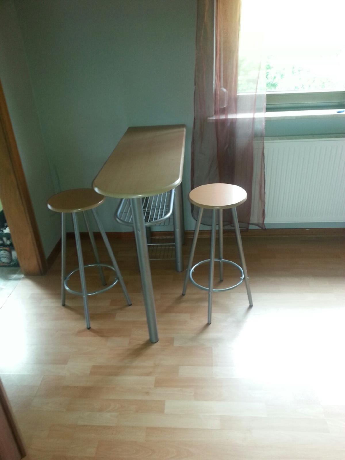 Hocker Küchentheke Küchentheke Mit 2 Hocker In 66625 Nohfelden For €25.00 For Sale | Shpock