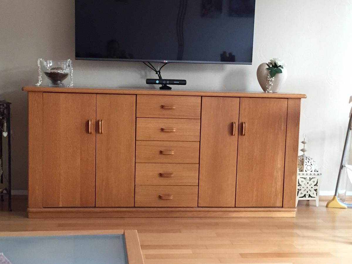 Langes Sideboard Langes Sideboard 1 80m Eiche