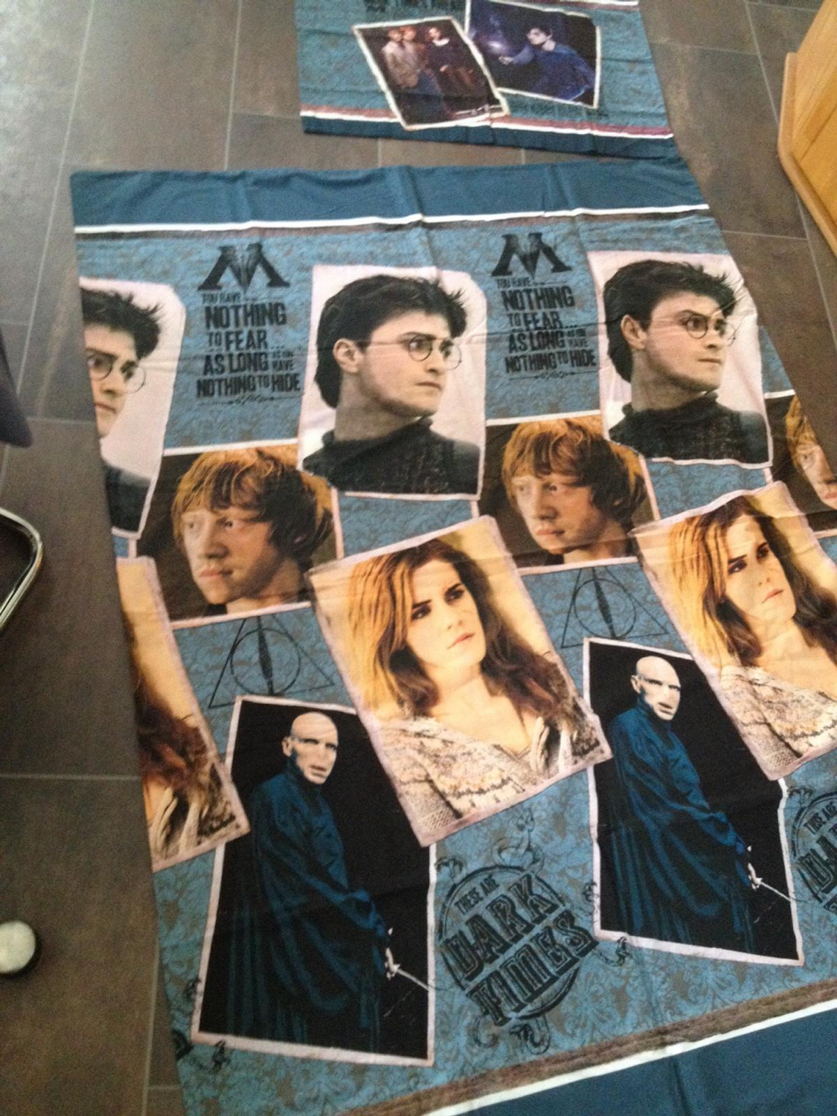 Harry Potter Bettwäsche In 6410 Telfs For 20 00 For Sale Shpock