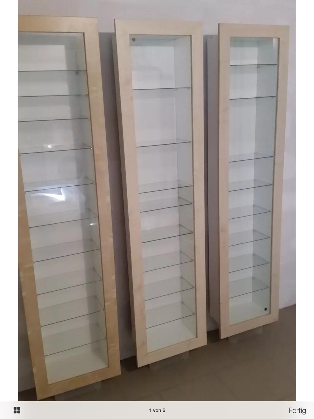2 X Hängevitrine Bertby Von Ikea In 53567 Asbach For 60 00 For Sale Shpock