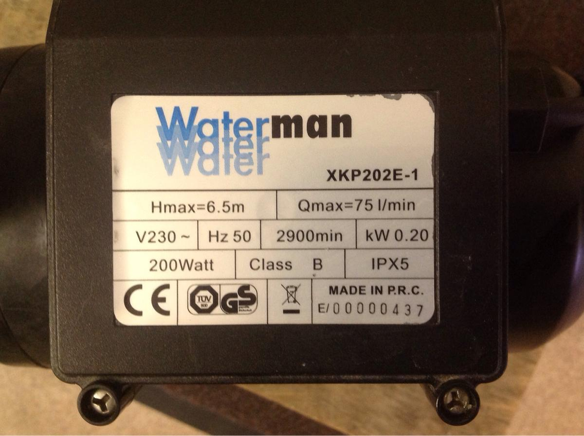 Sandfilteranlage Pool Waterman Pool Pumpe Waterman Xkp202e 1