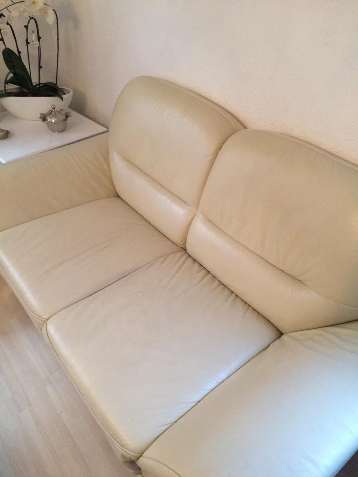 Ledercouch Beige In 63450 Hanau For 50 00 For Sale Shpock