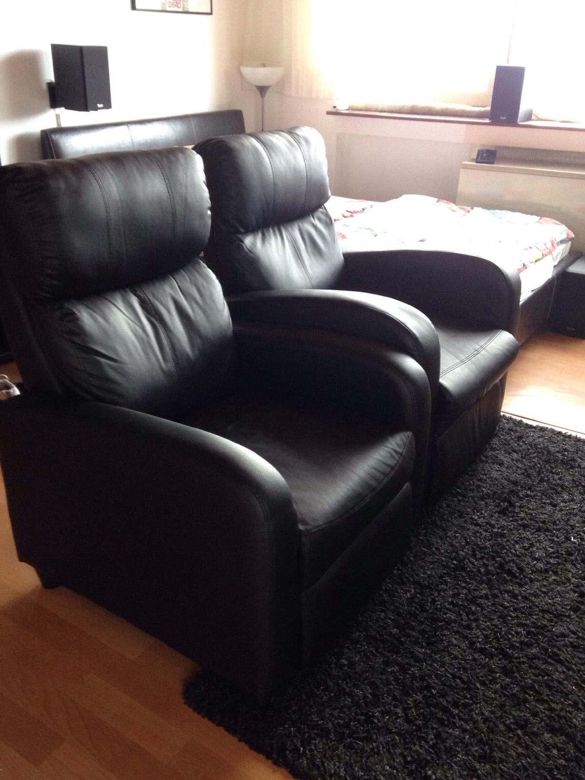 Kinosessel Couch 2x Relaxsessel Kinosessel Couch Sofa In 64686 Lautertal