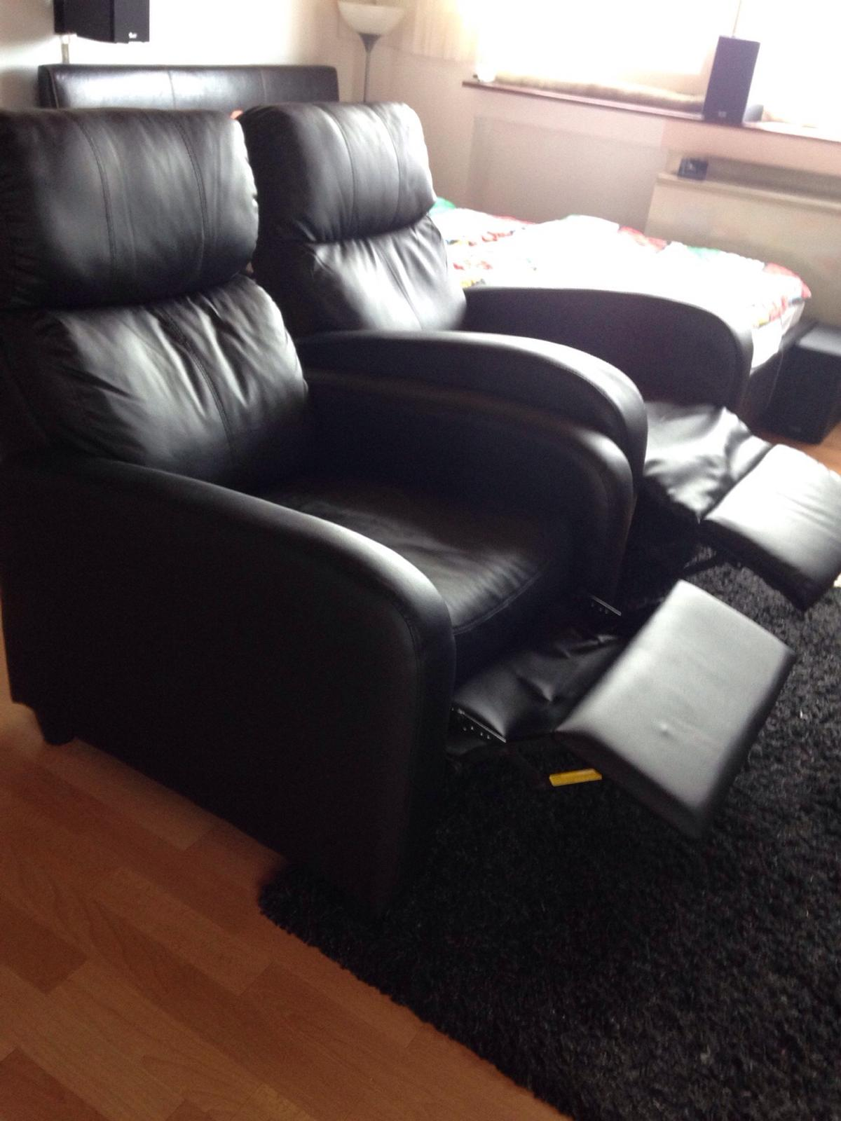Kinosessel Couch 2x Relaxsessel Kinosessel Couch Sofa
