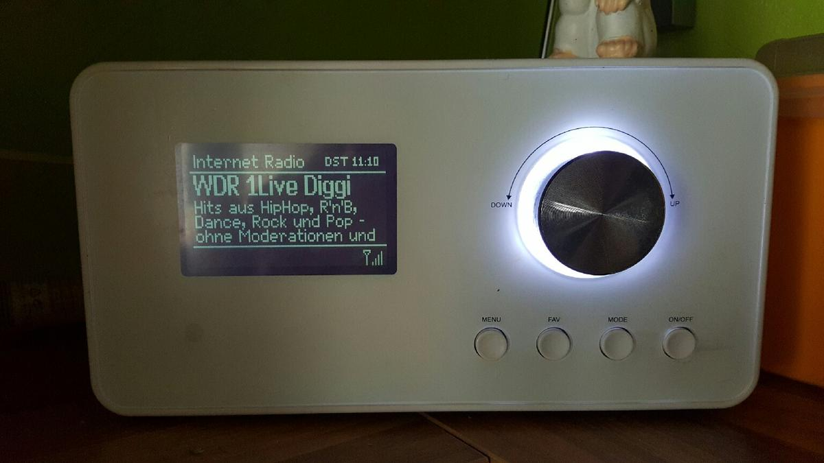 Radio Küche Wlan Retro Sound Box Wlan Internet Radio Usb In 53894 Mechernich For €69.00 For Sale | Shpock