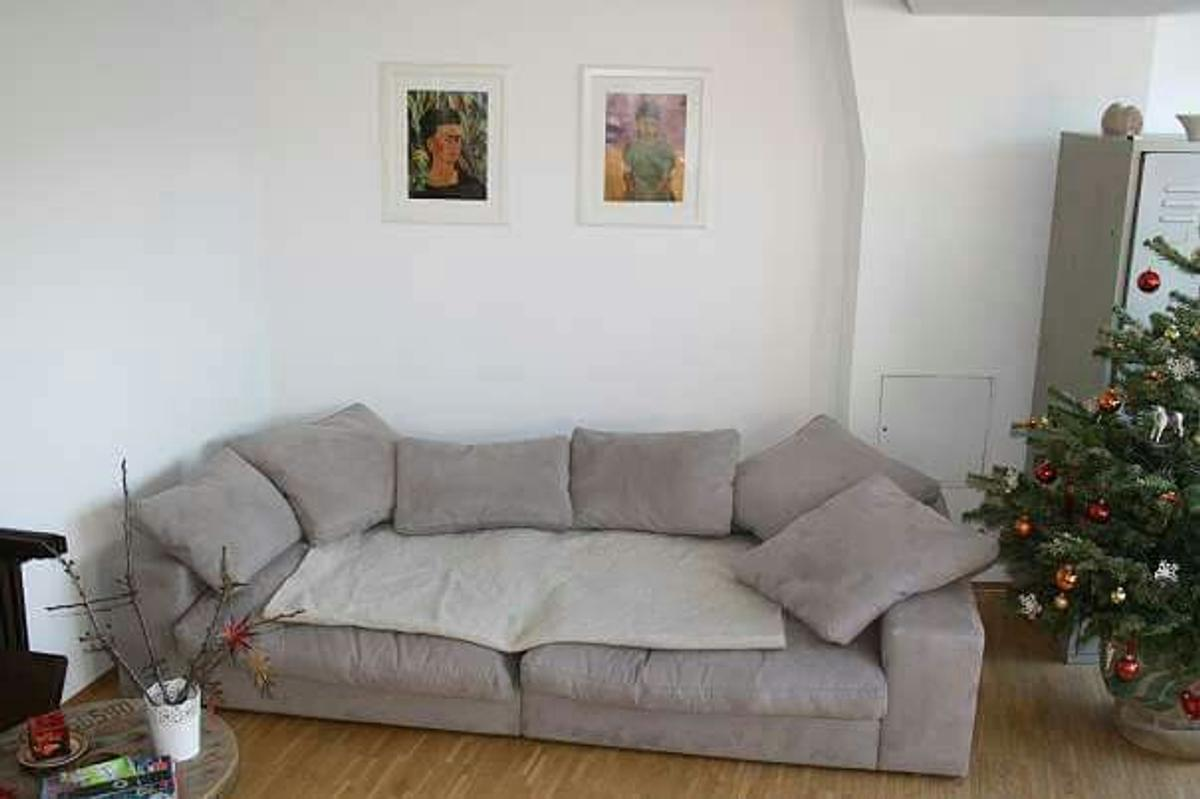 Interio Sofa Aktion Sofa