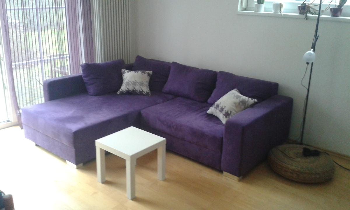 Lila Couch In 76149 Karlsruhe For 80 00 For Sale Shpock