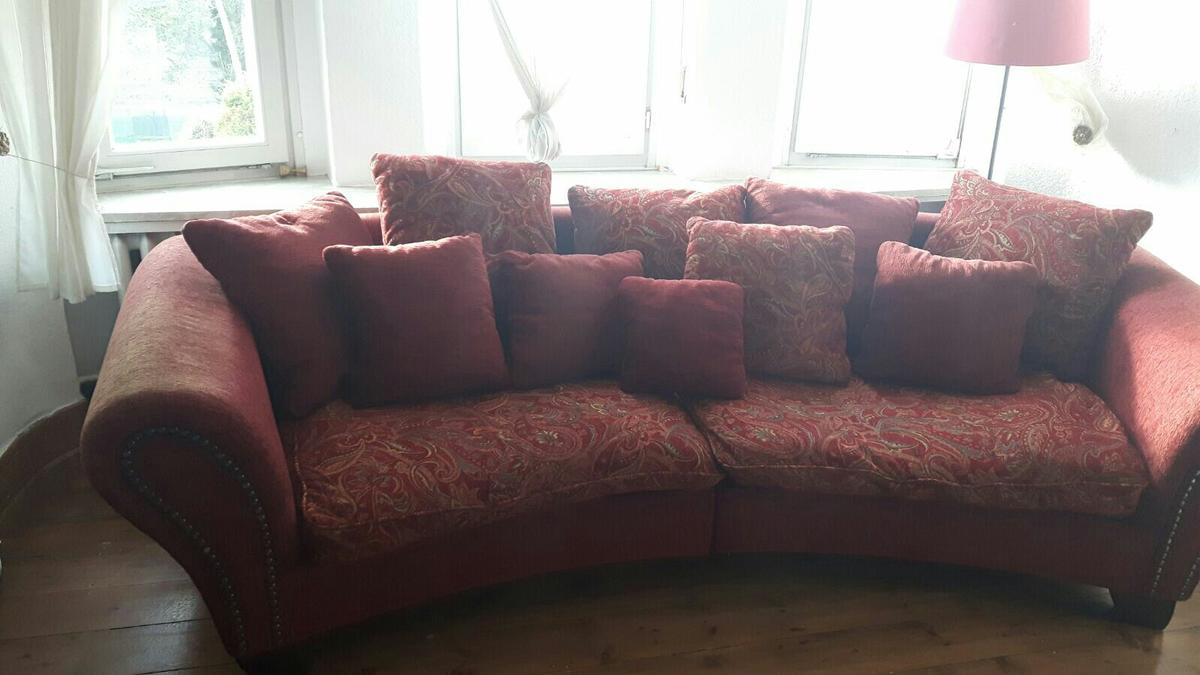 Big Sofa Xxl Im Kolonialstil In 42389 Wuppertal For 1 00 For Sale Shpock