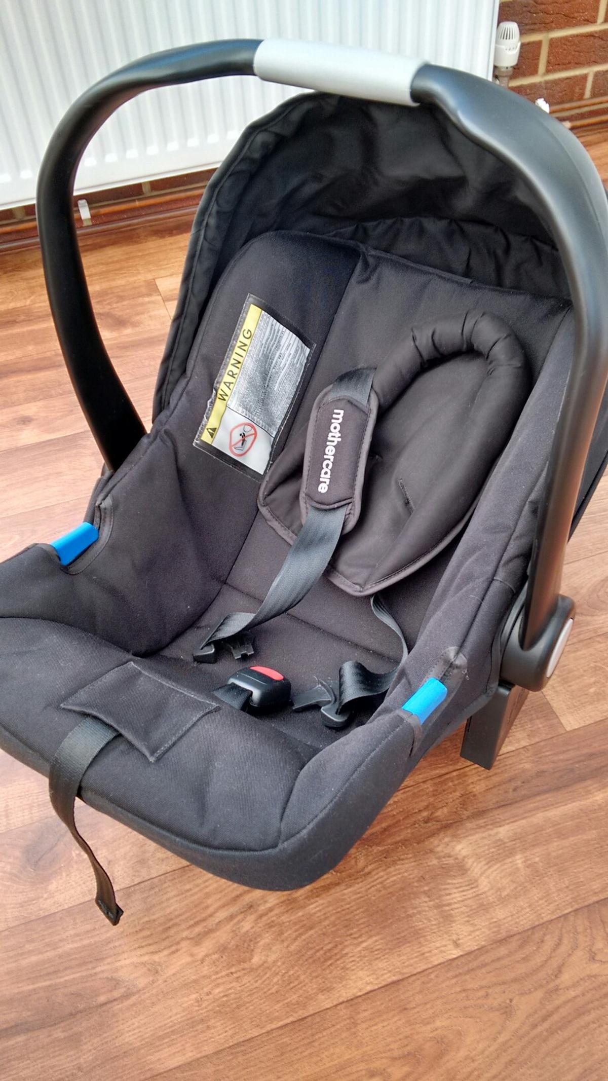 Maxi Cosi Car Seat On Mothercare Xpedior Mothercare Xpedior 4 Wheel Pram Pushchair