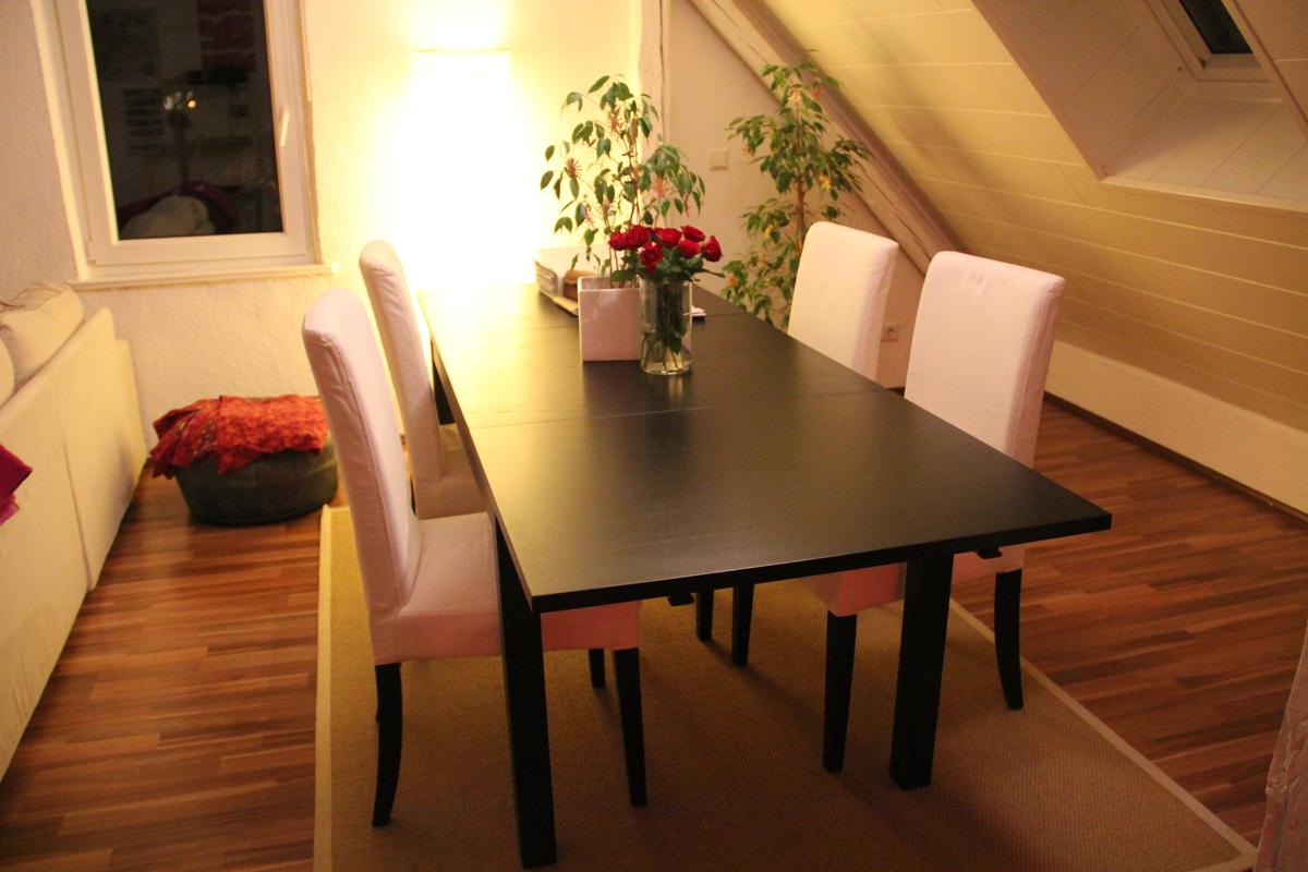 Ikea 4x Stuehle Esszimmer Henriksdal In 73430 Aalen For 100 00 For Sale Shpock
