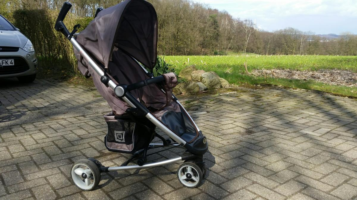 Moon Kinderwagen Reifen Moon Buggy 3 Rad
