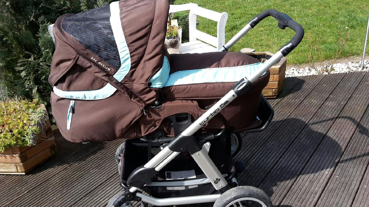 Abc Turbo 6 Zum Buggy Umbauen Abc Design Turbo 6s In 89183 Breitingen For 130 00 For Sale