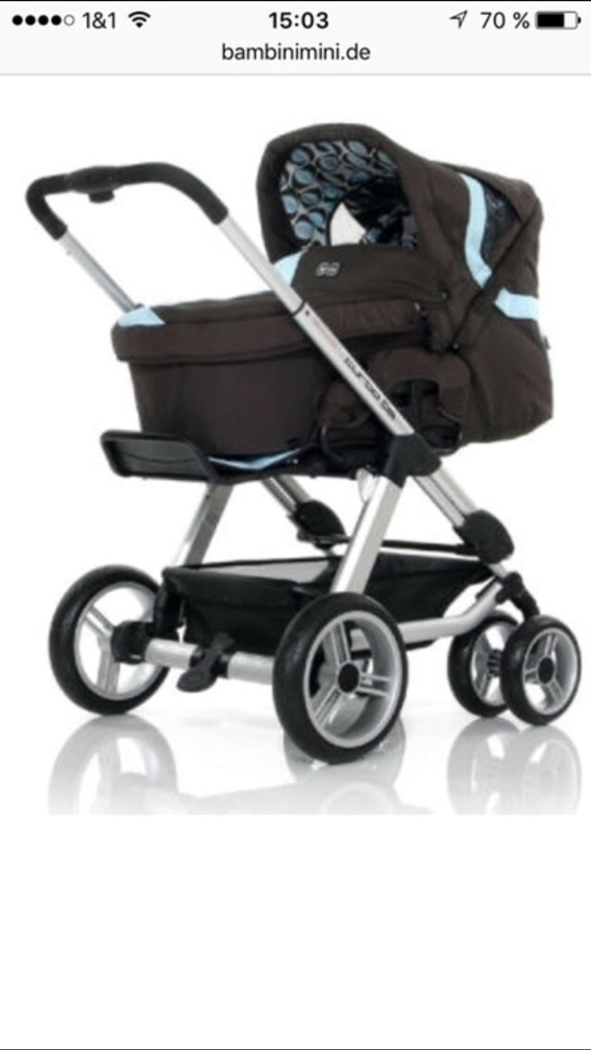 Abc Turbo 6 Zum Buggy Umbauen Kinderwagen Abc Turbo 6s