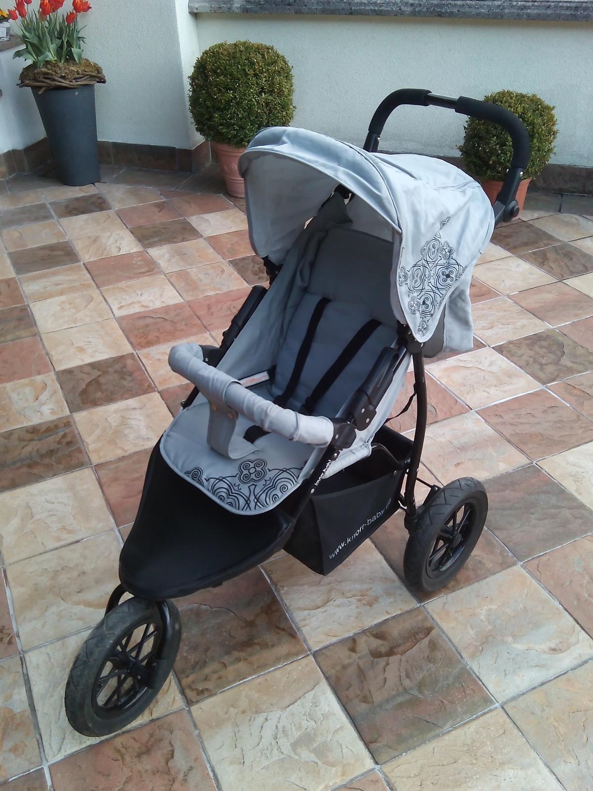 Knorr Baby Buggy Styler Test Knorr Buggy Joggy S Elegant Knorr Joggy S Jogger Mit