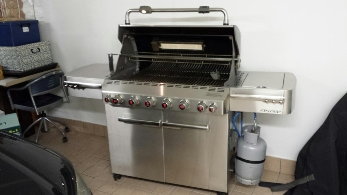 Bbq Gamma Griglia Barbecue Weber Top Di Gamma In 31044 Montebelluna For