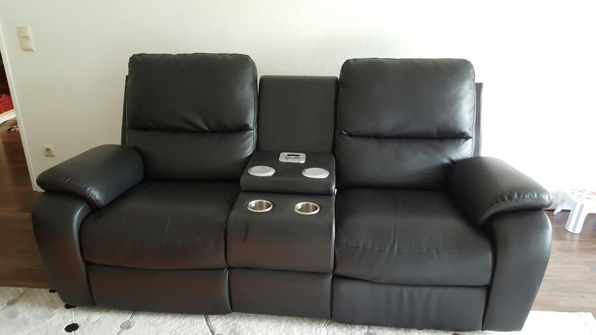 Sofa Mit Relaxfunktion 2 Sitzer City Sofa Mit Relaxfunktion In 44269 Dortmund For