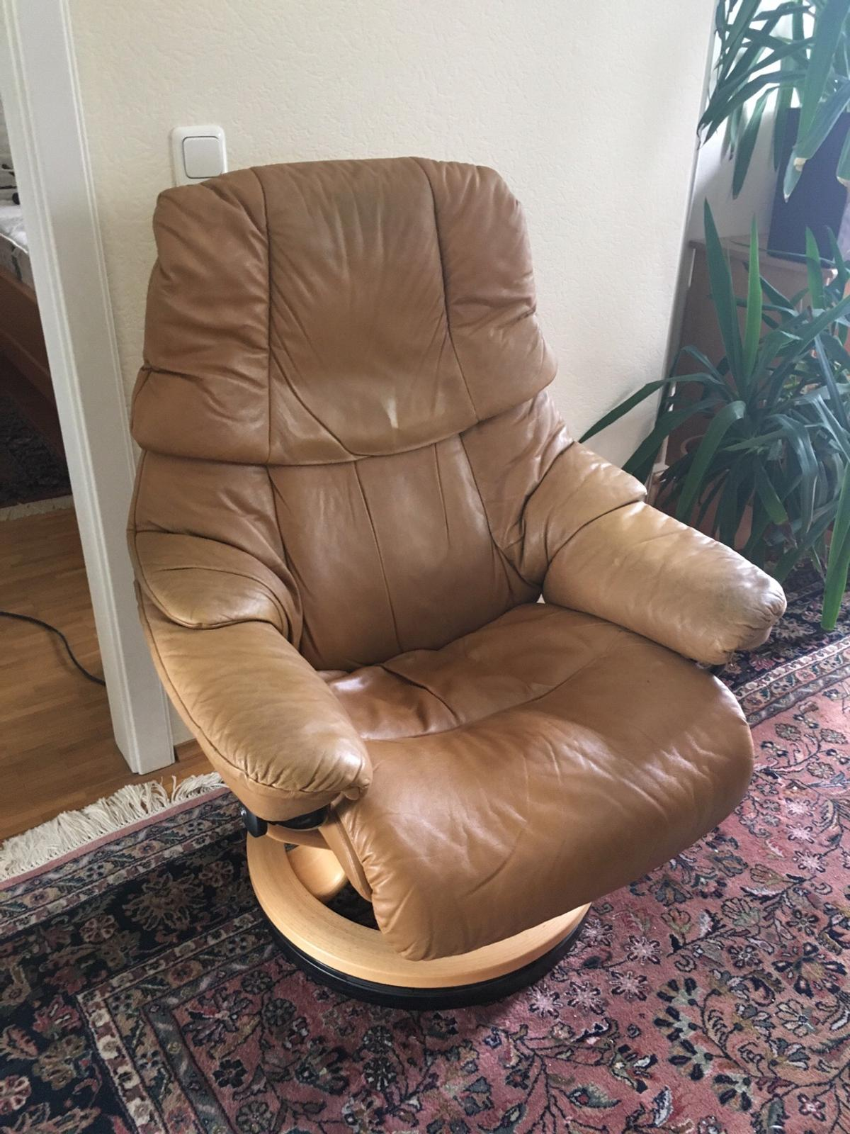 Stressless Ekornes Sessel Stressless Sessel Hellbraun In 52511 Geilenkirchen For Free For