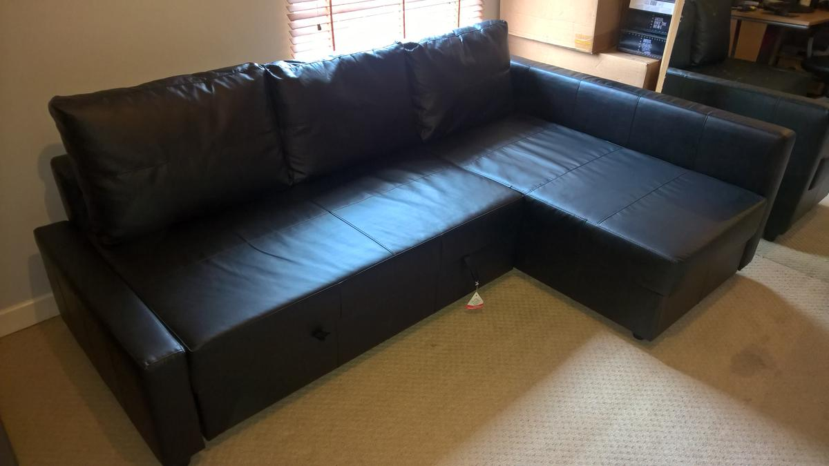 Ikea Corner Sofa Bed Ikea Friheten Corner Sofa Bed With Storage In Cv1 Coventry For