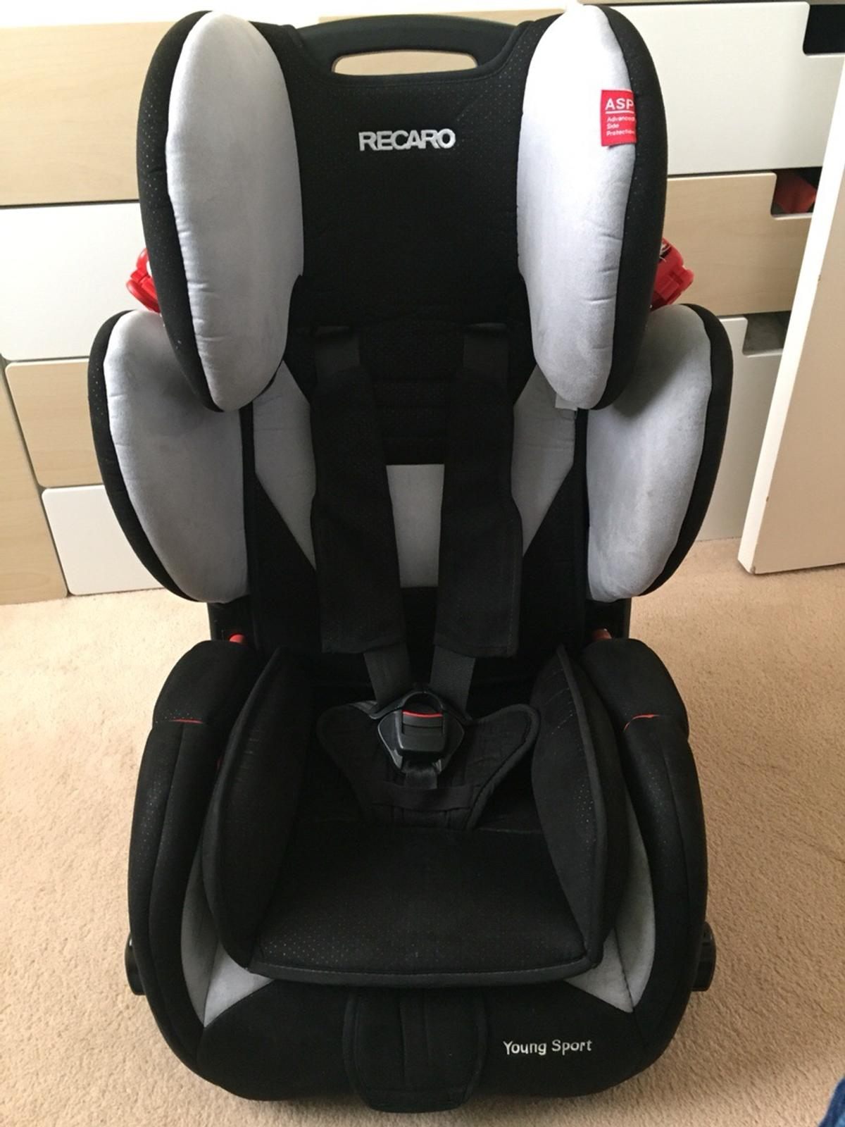 Recaro Baby Seat Parts Recaro Young Sport Car Seat In Tn13 Sevenoaks Für 75 00