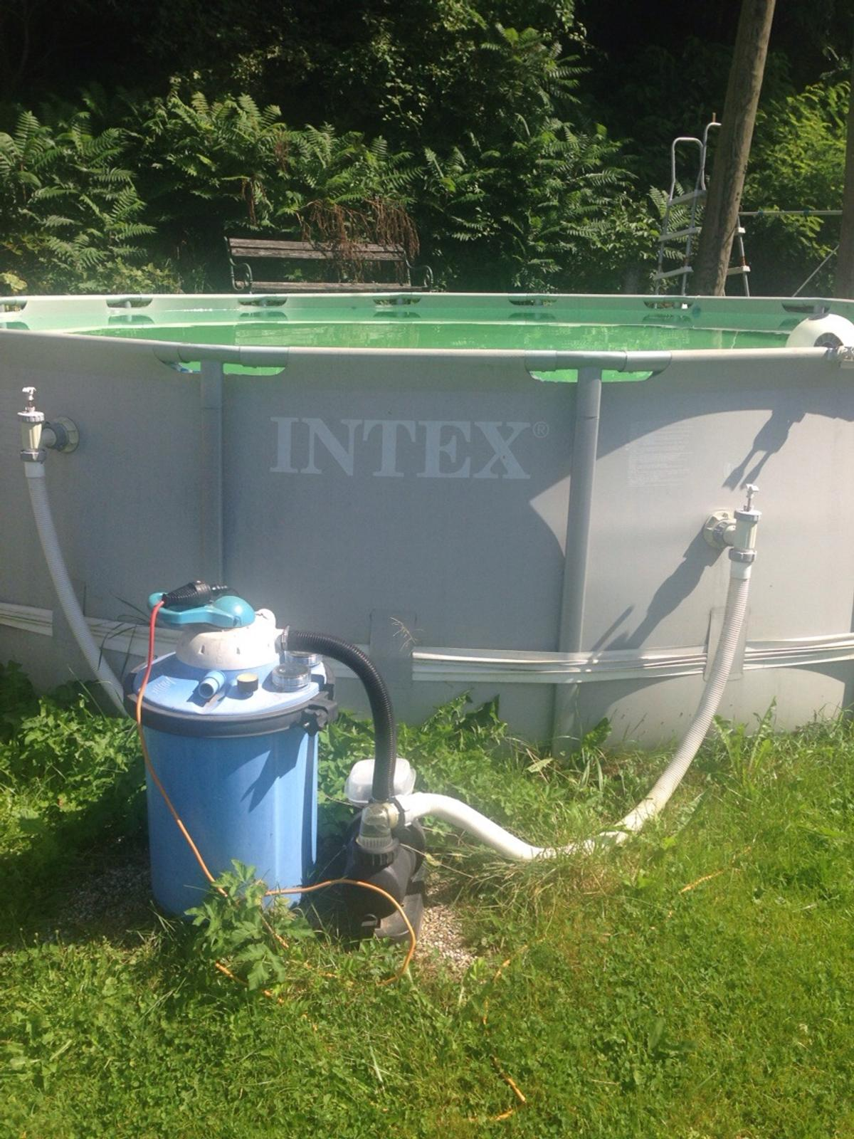 Intex Pool Nicht Rund Intex Pool Framepool