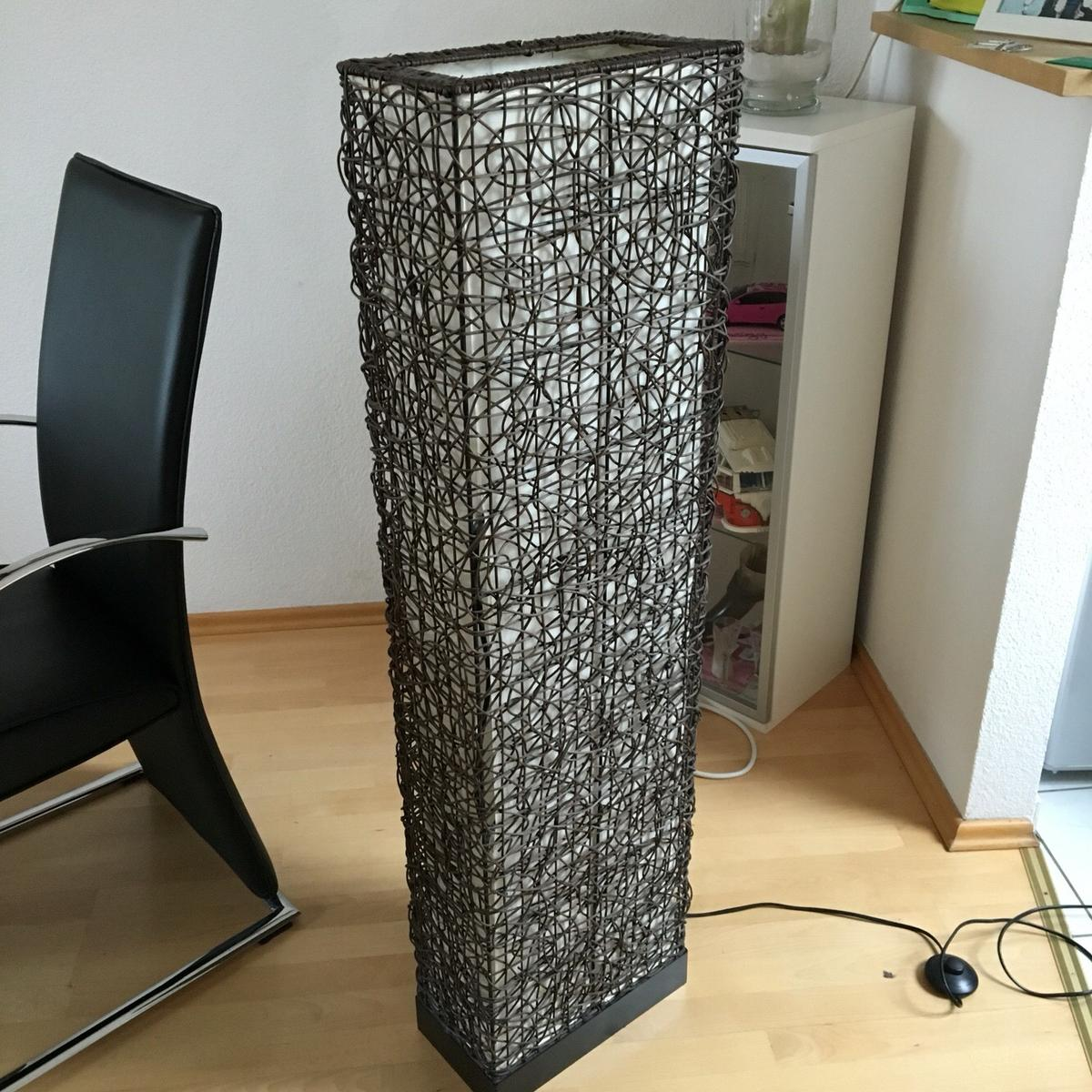 Rattan Stehlampe In 01307 Dresden For 20 00 For Sale Shpock