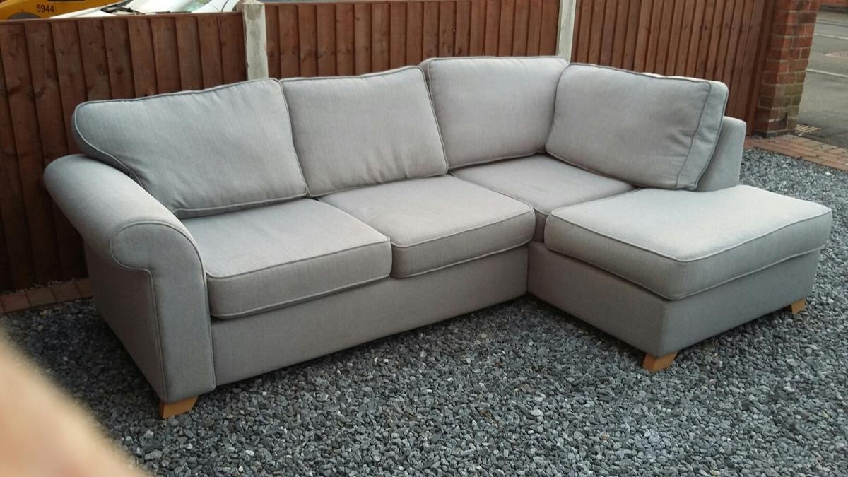 Ex Display Sofa Dfs Angelic Corner Sofa Ex Display In Le3 Leicester For 415 00