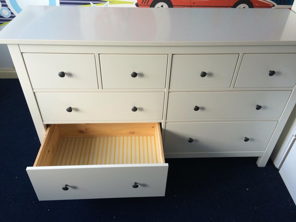 Storage Chest Ikea Ikea Hemnes Chest Of 8 Drawers In Rg22 Basingstoke For 110 00