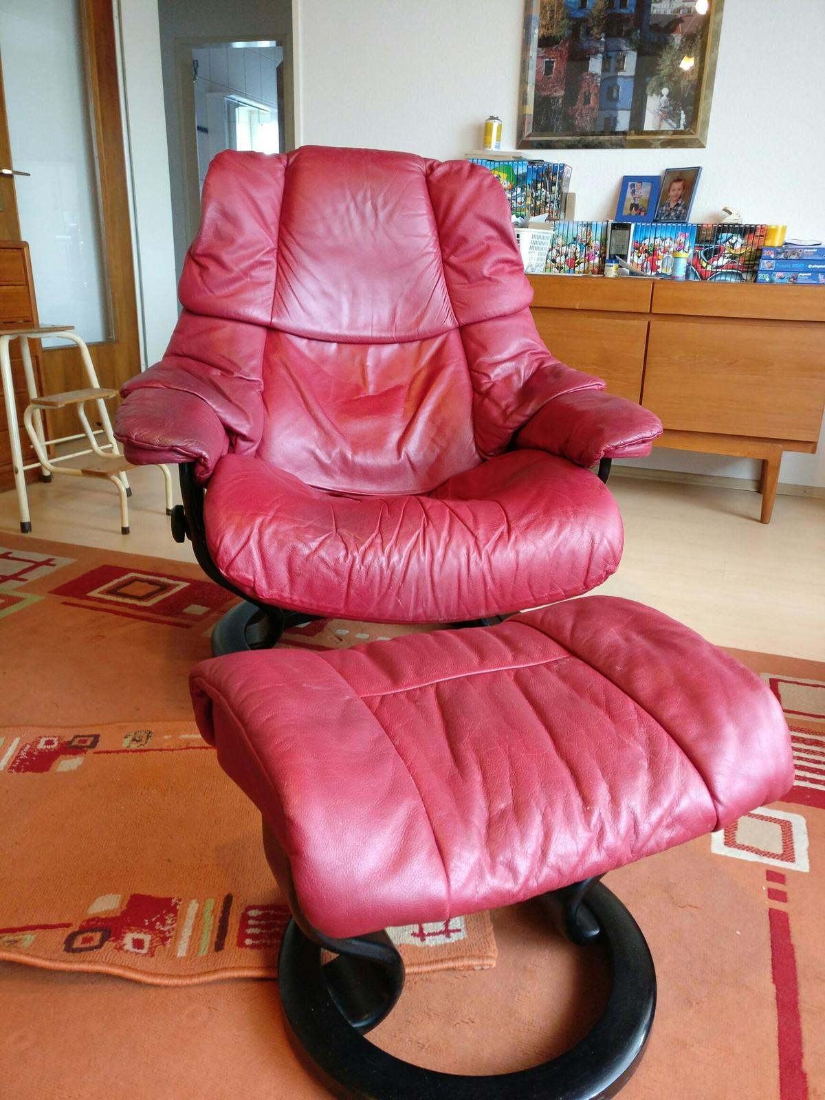 Stressless Sessel Mit Hocker Original Stressless Sessel Mit Hocker