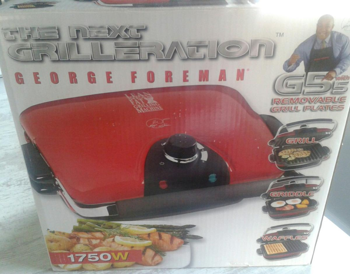 Tischgrill Kingstone Tischgrill George Foreman