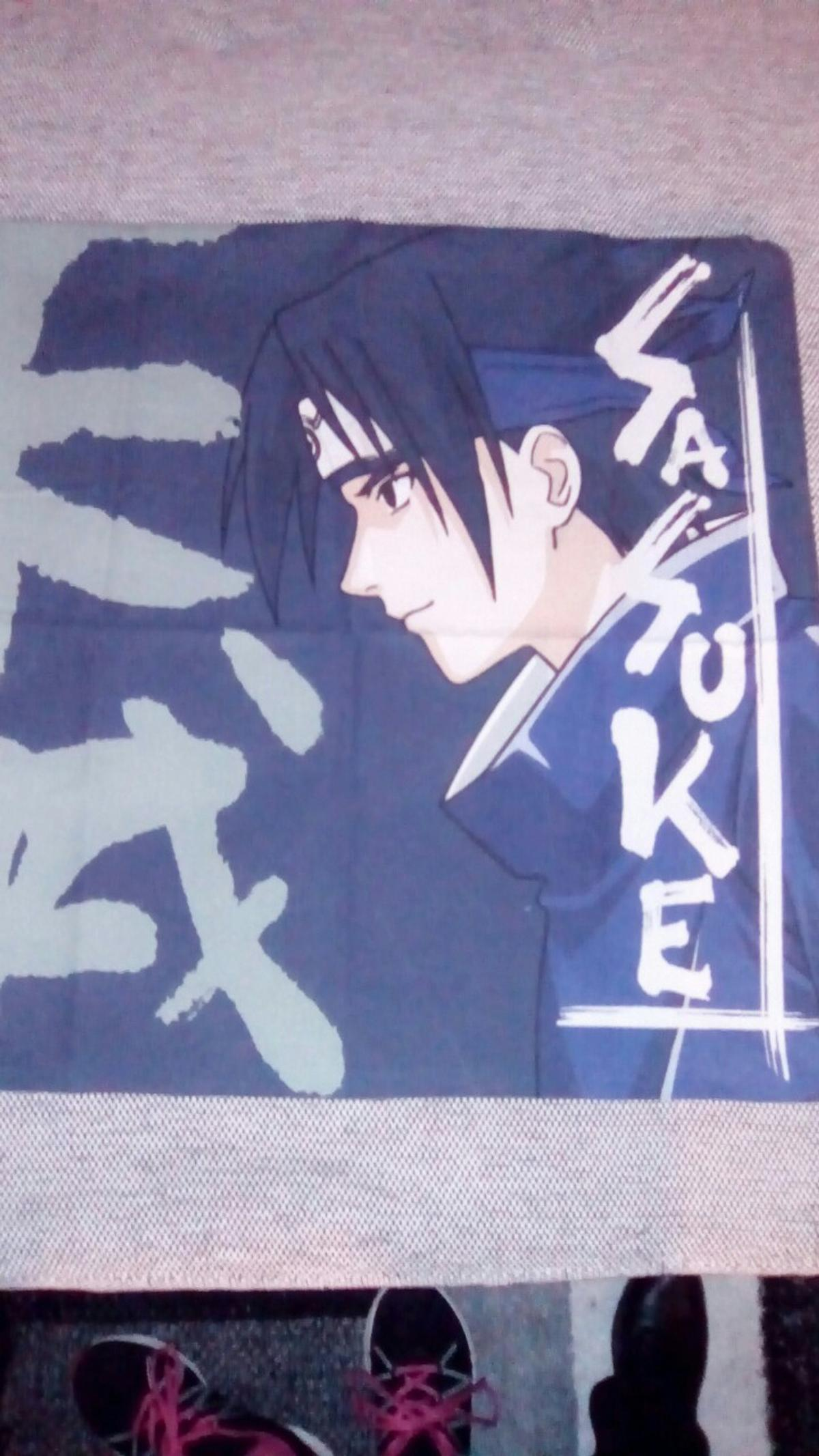 Naruto Sasuke Bettwäsche In 24558 Henstedt Ulzburg For 20 00 For Sale Shpock