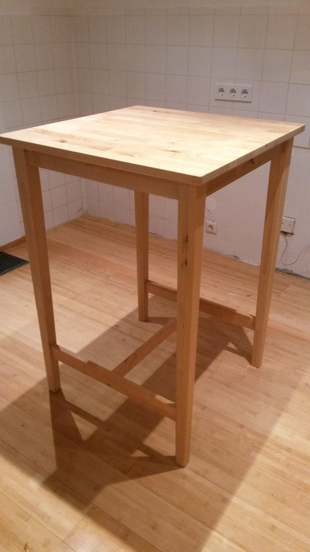 Ikea Hochtisch Holz In 85567 Grafing Bei München For 40 00 For Sale Shpock