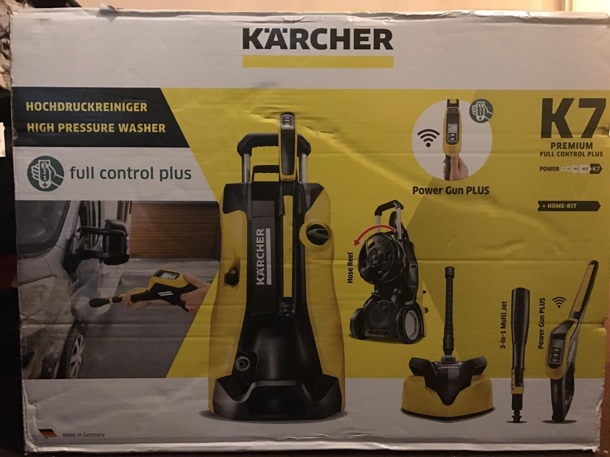 Karcher K7 Premium Full Control Home Karcher K7 Premium Full Control Plus
