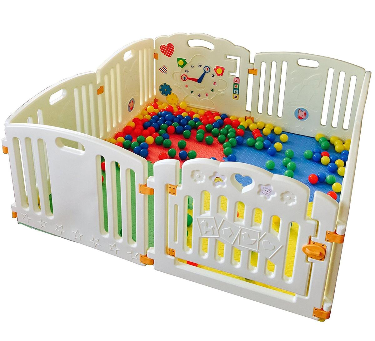 Baby Playpen How New Venture All Stars Baby Playpen