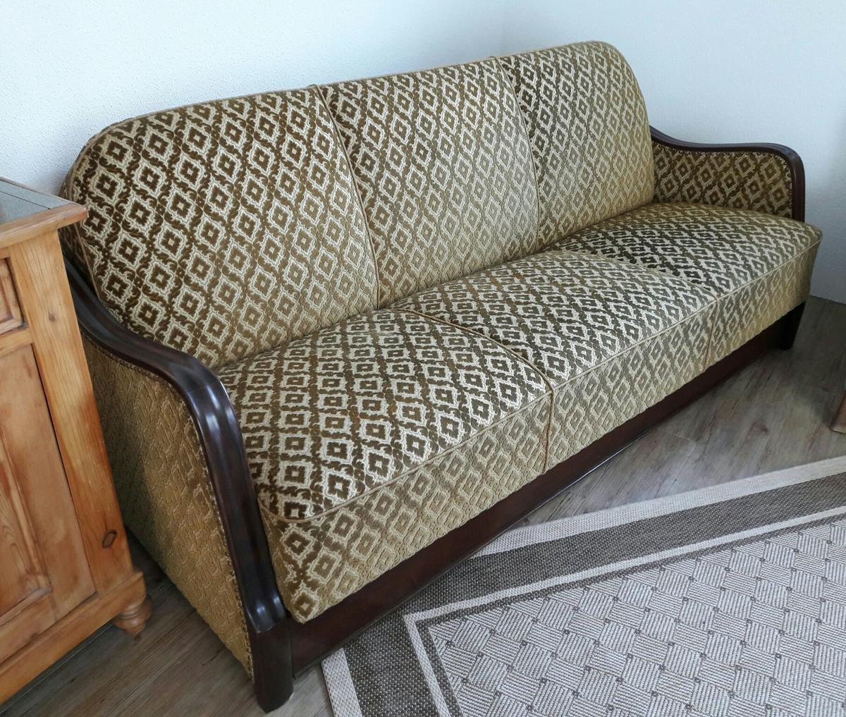 Schlafcouch Vintage Sofa Schlafcouch Retro Vintage Antik In 58809 Neuenrade For 95 00