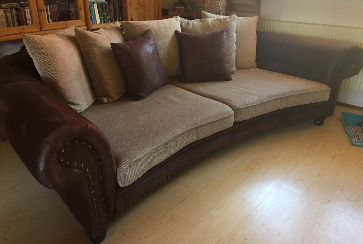 Couch Im Landhausstil Bigsofa Im Landhausstil (marke Landscape) In 3131 Getzersdorf For €500.00 For Sale | Shpock