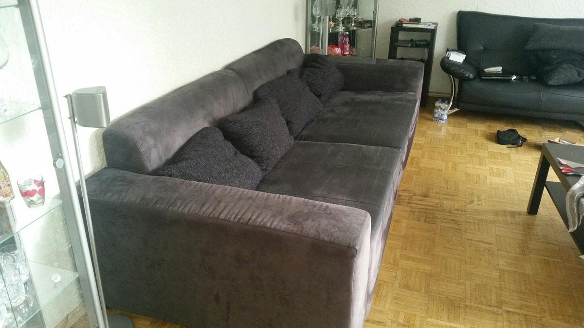 Big Couch Garnitur Big Sofa Couchgarnitur In 56626 Andernach Für Gratis Kaufen