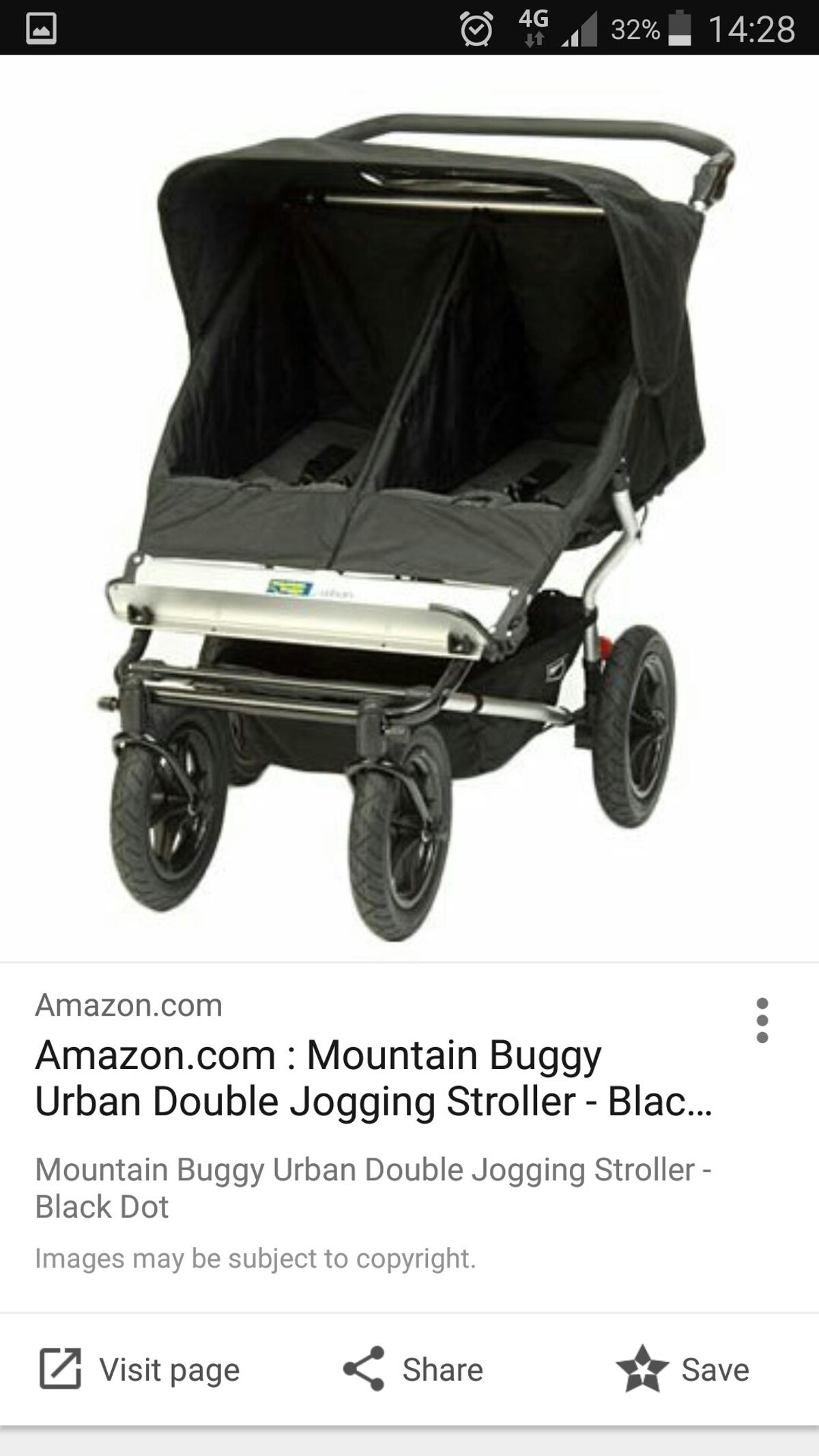 Mountain Buggy Zum Joggen Brand New Never Been Used Mountain Buggy In N8 London Für