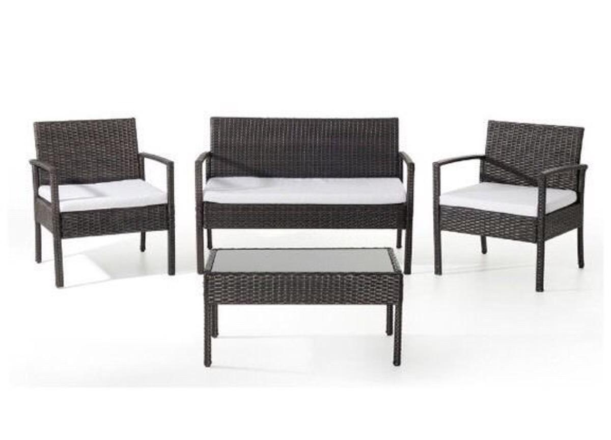 Polyrattan Gartenmöbel Set Real Gartenmöbel Set Polyrattan Tisch Sofa Stühle In 12349 Berlin For