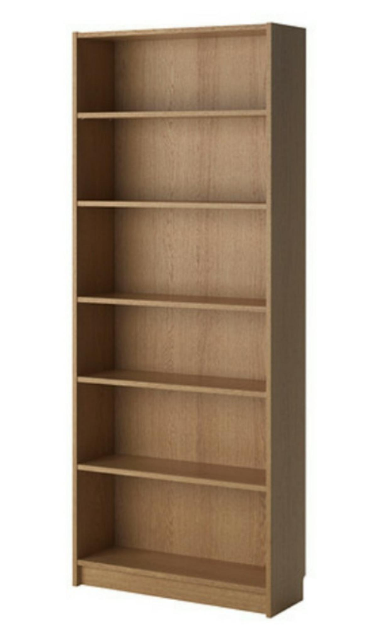 Billy Ikea Dimensions Ikea Billy Bookcase Oak Veneer