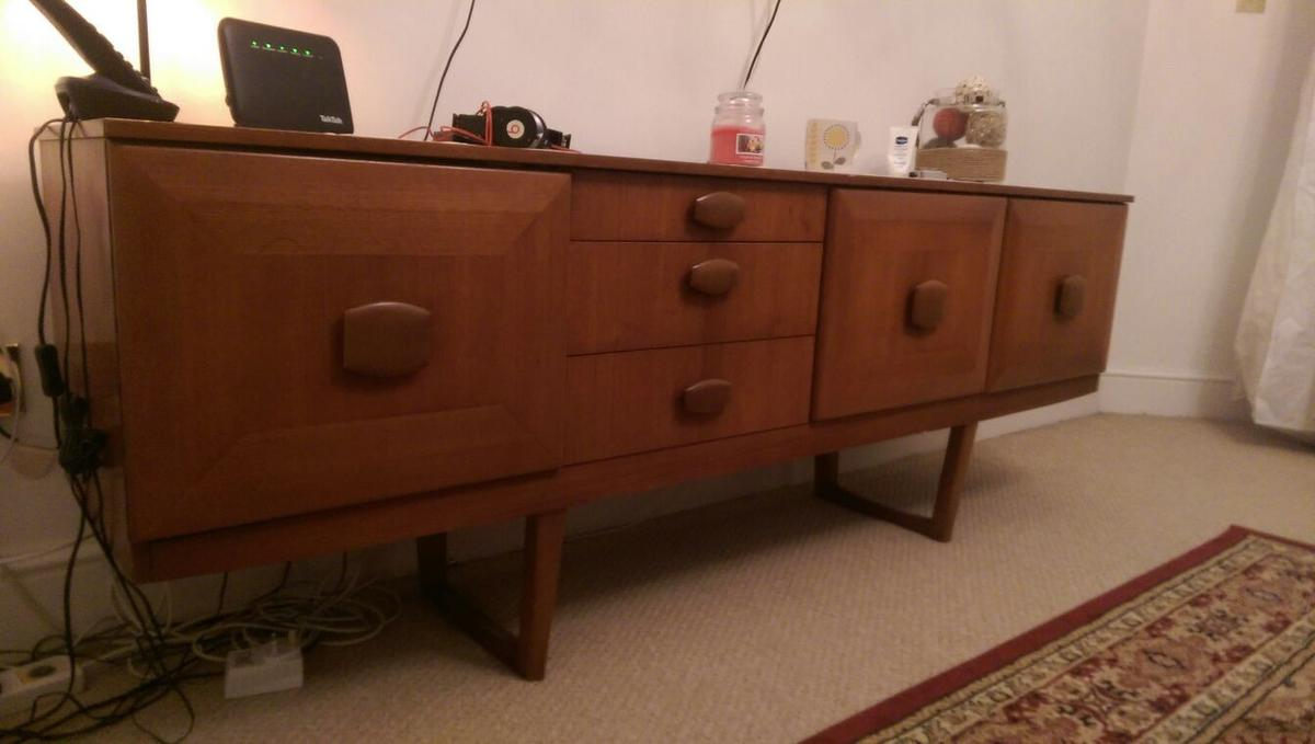 Vintage Sideboard Kaufen Vintage Retro Sideboard Reduced